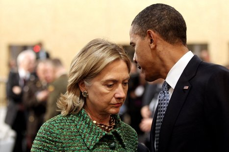 Obama Stifled Hillary's Syria Plans and Ignored Her Iraq Warnings for Years | enjoy yourself | Scoop.it