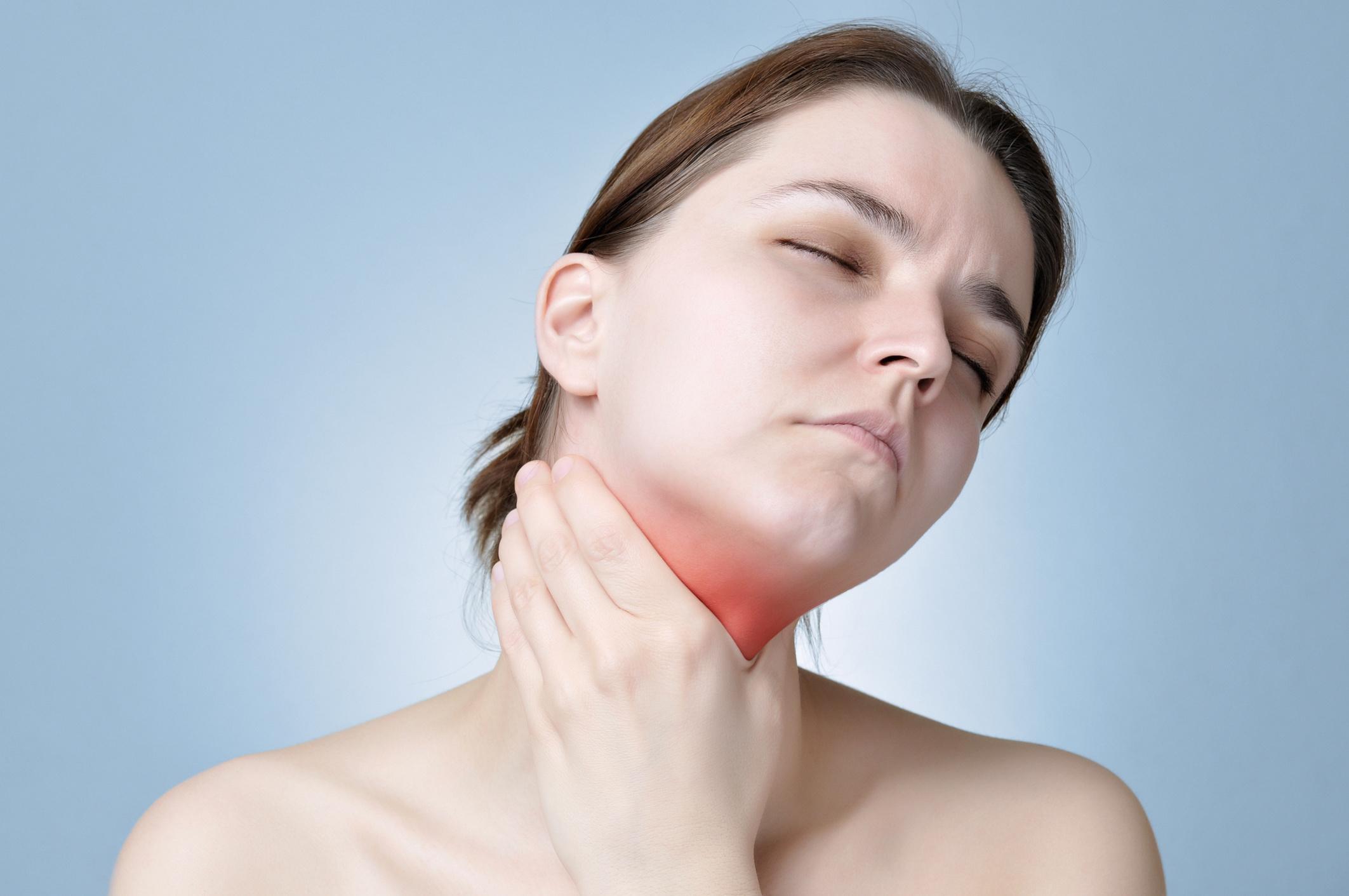 Щитовидка у детей симптомы фото