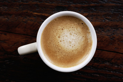Another Reason Drinking Coffee Benefits Your Health | Health | Scoop.it