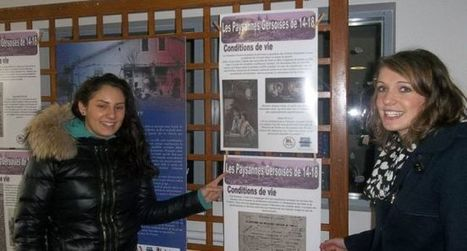 Exposition itinérante : les femmes en 14-18 | Histoire, Géographie, International, Société, Economie | Scoop.it