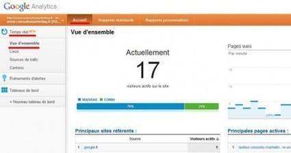 13 astuces avec Google Analytics - ConseilsMarketing.fr | SI mon projet TIC | Scoop.it