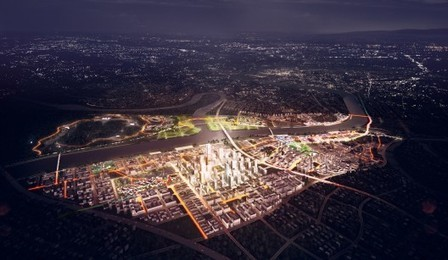 "ADEPT Selected to Construct ""Green Loops City"" in China 