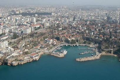 Centrum and Marina. ANTALYA | Antalya araba kiralama | Scoop.it