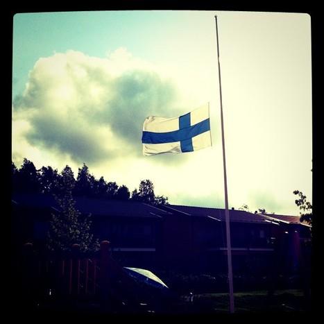 marsyk's photo: Finland grieves with Norway | Finland | Scoop.it