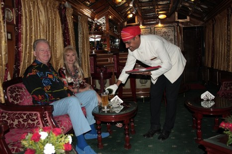 Palace on Wheels: A Romantic Retreat for your Valentine | Palace on Wheels | Scoop.it