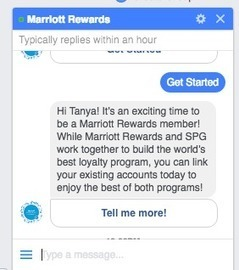 What Marriott learned from its faulty Facebook Messenger chatbot I Digiday  | CONSUMER COMMUNICATIONS | Scoop.it