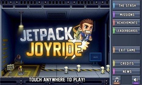 Blog Post: Now in the Store: Jetpack Joyride for Windows Phone 8 | Programming - WP | Scoop.it