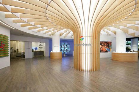 Le pop up store new-yorkais de Google est ouvert | Sélections de Rondement Carré sur                                                           la créativité,  l'innovation,                    l'accompagnement  du projet et du changement | Scoop.it