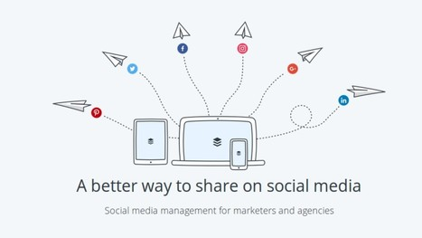 Buffer vs Hootsuite vs MavSocial: 3 social media tools go head-to-head  | MarketingHits | Scoop.it