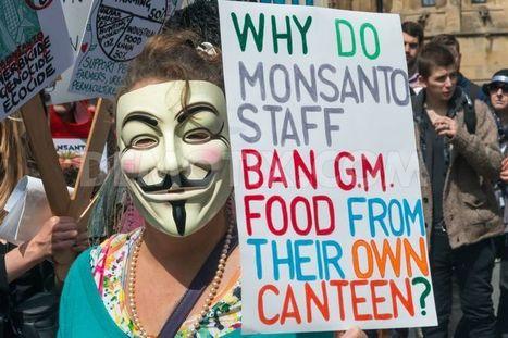 London March Against Monsanto | Semiotic Adventures with Genetic Algorithms | Scoop.it