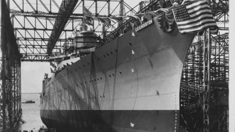 Scheepswrak blijkt Amerikaans marineschip uit WOII   School   Scoop.it