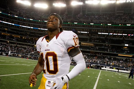 Robert Griffin III Takes Professional Football By Storm | Sports Ethics:Richardson, A. | Scoop.it
