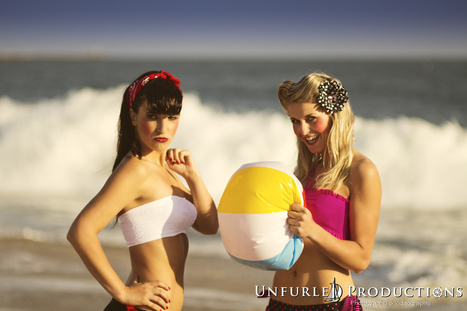 Unfurled Productions Has Us Dreamin' Of A Pin Up Summer | Rockabilly | Scoop.it