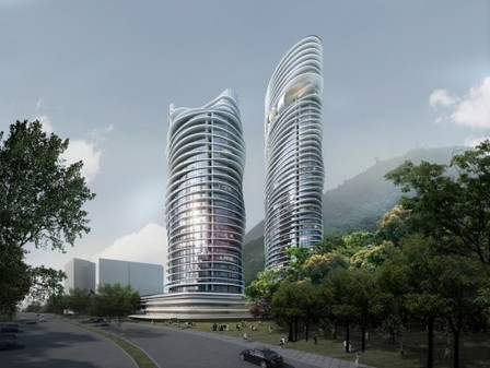 [Penang, Malaysia] 'Arte s' Residential Tower Proposal / Spark Architects | The Architecture of the City | Scoop.it