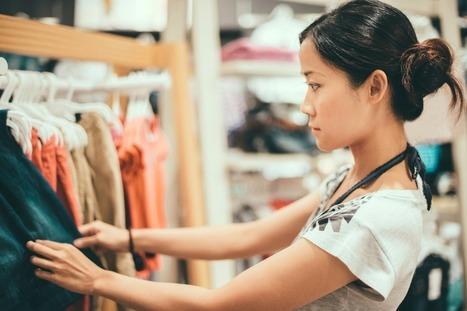 Qui sont les « shoppeuses » Françaises ? | Les femmes et les marques de sport | Scoop.it