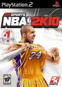 NBA 2K10 for Sony PS2 | VIDEO GAMES | Scoop.it