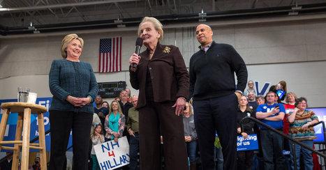 Gloria Steinem and Madeleine Albright Rebuke Young Women Backing Bernie Sanders | Upsetment | Scoop.it