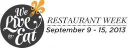 We Live To Eat: New Orleans Restaurant Week 2013 - For the Locals   Environment   Scoop.it
