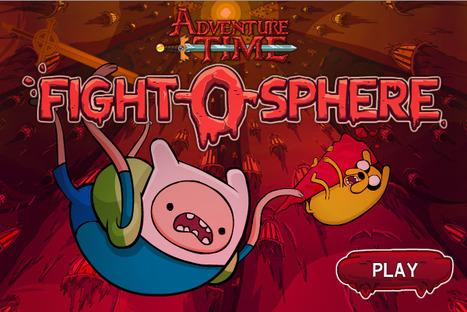 Fight O Sphere | cartoon mini | Scoop.it