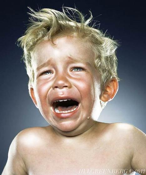 Quand la photographe Jill Greenberg fait pleurer les petits enfants en volant leurs sucettes | Photographie de grossesse, d'enfant et photomanipulation | Scoop.it
