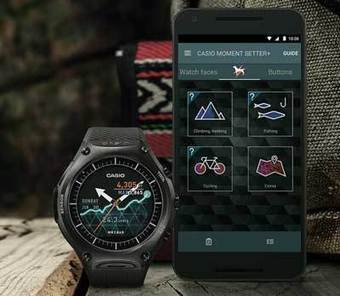 Casio WSD-F10 Specs Price Features - Rugged Android Wear SmartWatch - HandyTechPlus | Handytechplus.com - Android, Gadget and Laptop specs review | Scoop.it