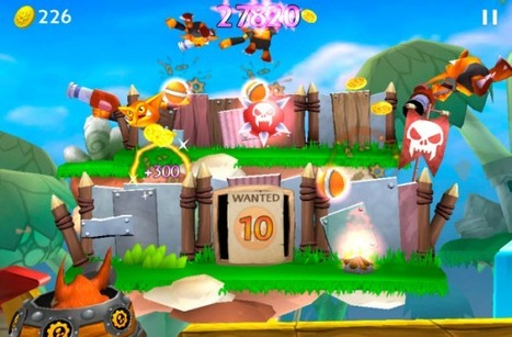 Activision is finally swinging for the fences in mobile games (interview) - VentureBeat | Mobile App News Digest | Scoop.it