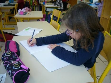 Quels cahiers utiliser à l'école primaire ? :: ecritureparis | Moisson sur la toile: sélection à partager! | Scoop.it