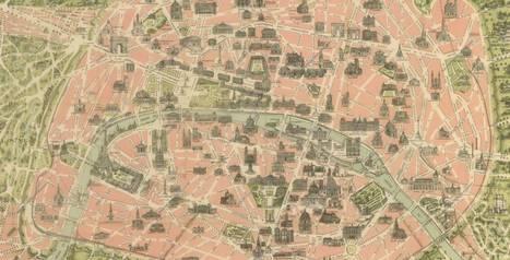 Old Maps Online : 280 000 cartes historiques gratuites sur votre smartphone | Outils et pratiques du web | Scoop.it
