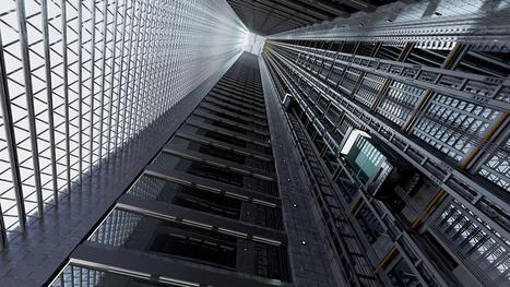 Les ascenseurs se mettent à l'IoT | Technologies | Scoop.it