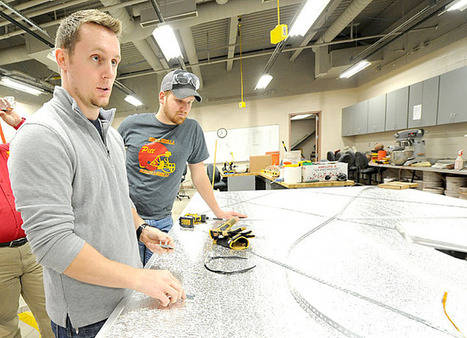 Students design shelter for use after disasters - Joplin Globe | OH&S- it's everyone's responsibility | Scoop.it