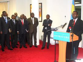RDC : le gouvernement se félicite de son action | Radio Okapi | CONGOPOSITIF | Scoop.it