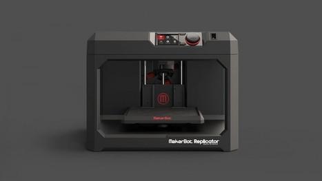 Dell también va a comercializar impresoras 3D - Gizmología | Animación 3D and video games | Scoop.it