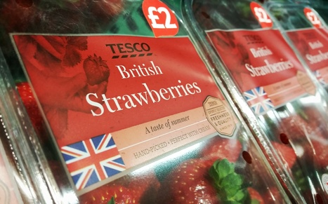 Tesco fruit labels cause Brexit Twitter storm - The Courier | My Scotland | Scoop.it