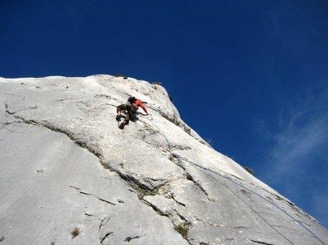 Escalade à la Sainte Victoire: l'Eperon de l'Hermitage - Escalade : Guides06 | Balades, randonnées, activités de pleine nature | Scoop.it