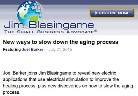 New Ways to Slow Down the Aging Process | Chats about the Future | Scoop.it