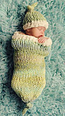 Free Knitting Patterns for Babies: Lion Brand Yarn Company | Free knitting patterns | Scoop.it