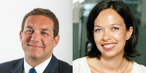 Thierry Pelissier (Carrefour) et Valérie Piotte (Publicis Shopper) parlent de la montre connectée | Les points de vente et le commerce du futur | Scoop.it