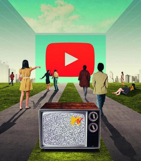 Des télés musicales sur la piste d'audiences | A Kind Of Music Story | Scoop.it