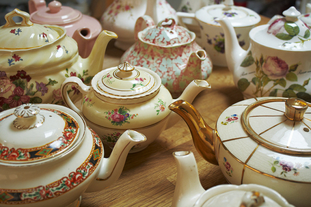 Why the English took to Tea | Antiques & Vintage Collectibles | Scoop.it