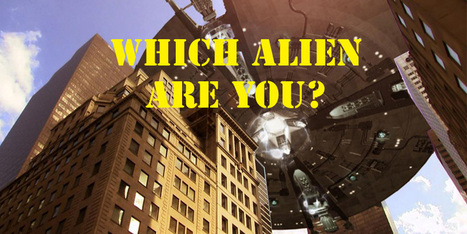 Do you know which alien you are? | Red Alien | Business | Scoop.it