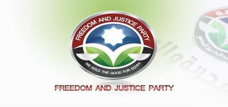 Freedom and Justice Party Offers New Projects to Serve Egyptian Citizens | Égypt-actus | Scoop.it