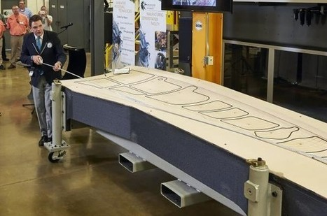 Boeing 777X trim tool wins Guinness record for biggest 3-D-printed object | DigitAG& journal | Scoop.it