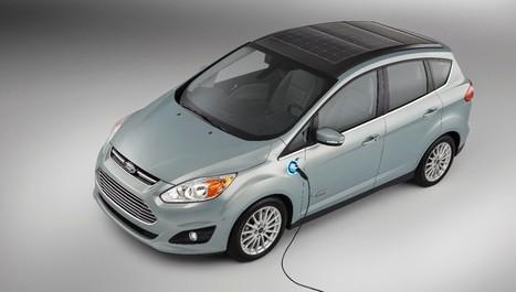 Foto de Ford C-Max Solar (1/7) - Xataka | albaladejo | Scoop.it