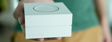 Gramofon: A Spotify-streaming Jukebox and WiFi Router | MUSIC:ENTER | Scoop.it
