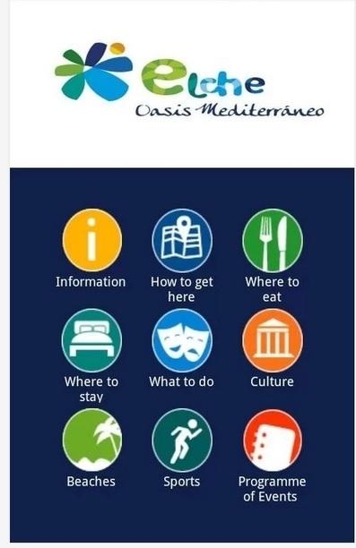 Aplicaciones móviles para disfrutar más del turismo | Turistícate | Paisaje y turismo | Scoop.it