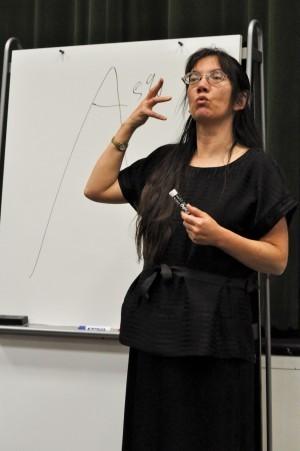 Meet the Native American Rachel Dolezal   Biidaajimowin Baakiiginigan   Scoop.it