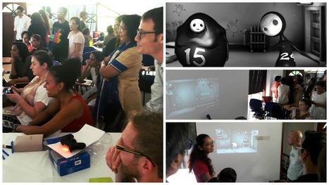 Numérique. L'utilisation des jeux sérieux dans les Alliances françaises d'Inde et du Népal | SeriousGame.be | Scoop.it