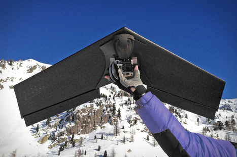 Lehmann Unmanned Aerial Vehicle Go Pro Edition | Gadgets I lust for | Scoop.it