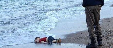 Migrants : la photo qui fait honte à l'Europe   Le Point   CLEMI. Infodoc.Presse  : veille sur l'actualité des médias. Centre de documentation du CLEMI   Scoop.it