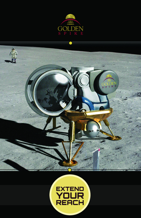 Moon Rovers Planned for Commercial Lunar Exploration Project | The NewSpace Daily | Scoop.it